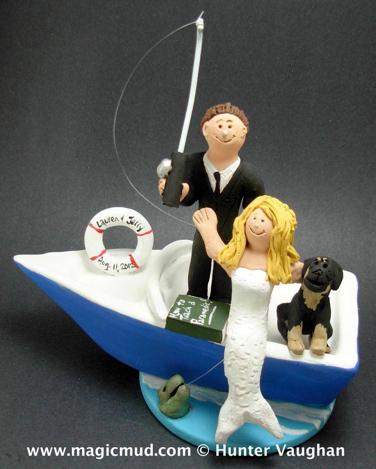 "www.magicmud.com 1 800 231 9814 $250 mailto:magicmud@m... blog.magicmud.com twitter.com/... www.facebook.com/... $250#yacht#mermaid#fishing#canoe#boat#powerboat#raft#""fishing_boat""#motor_boat#sailboat#boating #wedding #cake #toppers #custom #personalized #Groom #bride #anniversary #birthday#weddingcaketoppers#cake toppers#figurine#gift#wedding cake toppers"