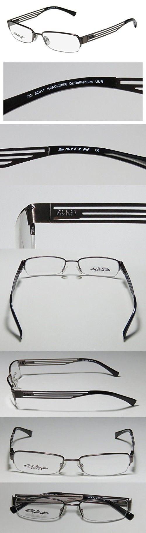 Smith Optics Headliner Eyeglasses UUR - Dark Ruthenium