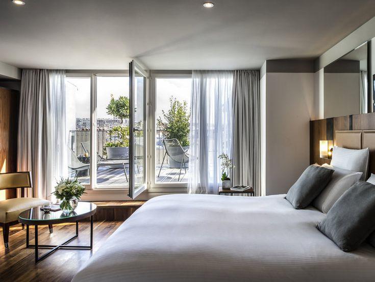 Bientôt les soldes ! Où dormir à Paris ? Hôtel Paris Boutet Bastille