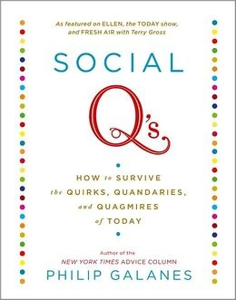 social q's book - advice for today