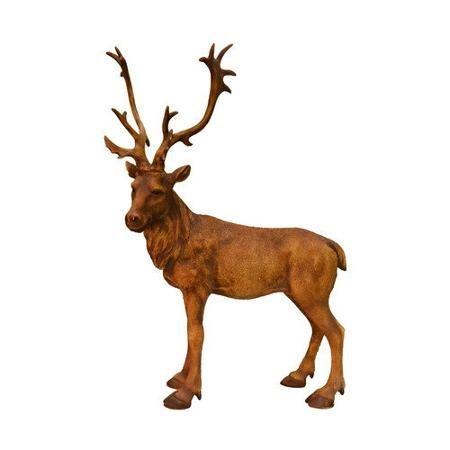 Fantastic Craft 23'' Rein Deer Figurine - Walmart.com