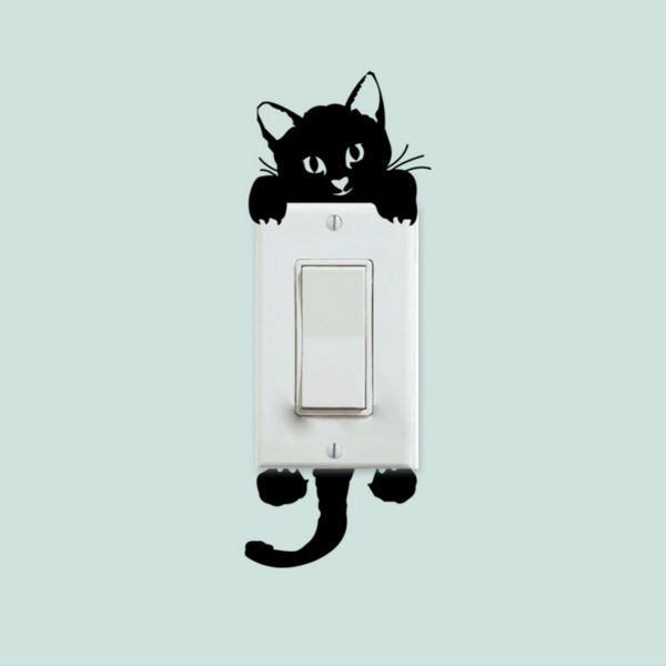 Get these cute Cat-Light Wall Stickers today w/ FREE SHIPPING! Click above!