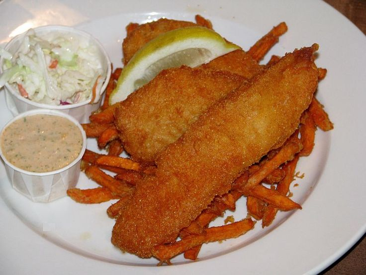 Gluten free corn meal battered tilapia fish fry from Burke's Irish ...