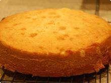 Pão de Ló (para bolos de aniversário)