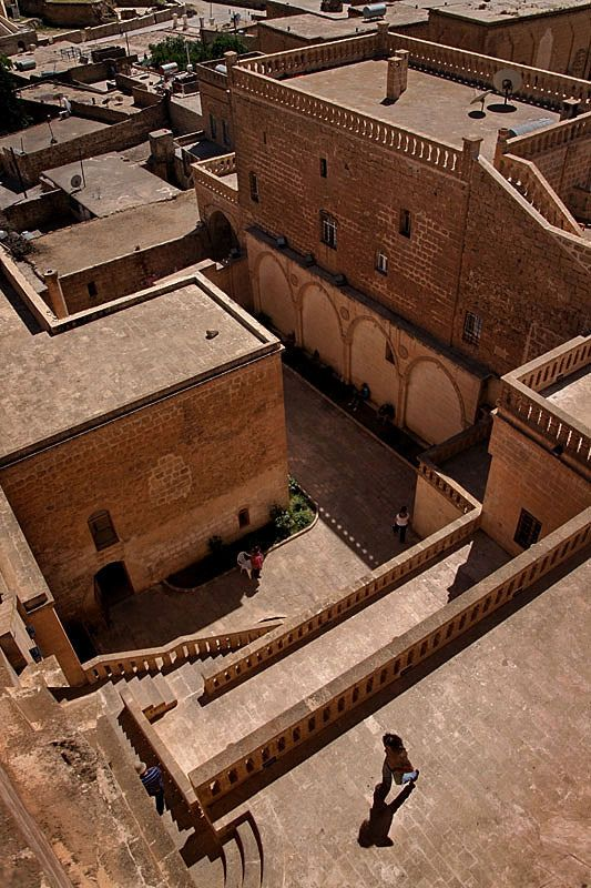 Guest House in Mardin, Turkey