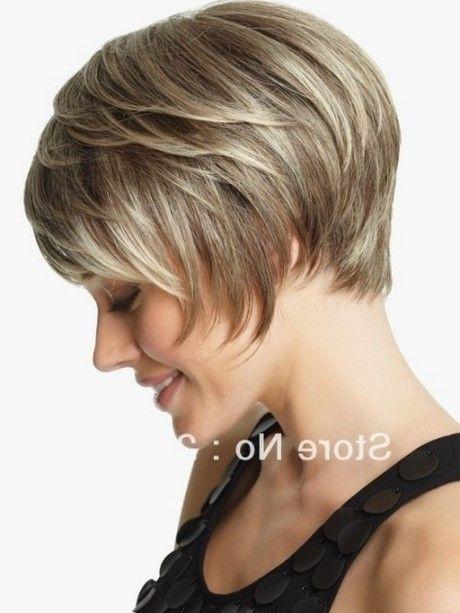 Frisuren Bob Kurz Stufig Frisur In 2019 Pinterest Short Hair