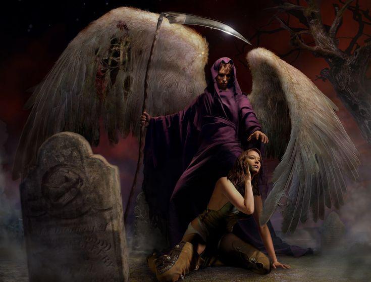 Ангел показывал вам, или же вы делали по его просьбе определенные действия?