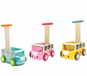 Plan Toys: pchacz/ wózek Van Walker, 199 zł