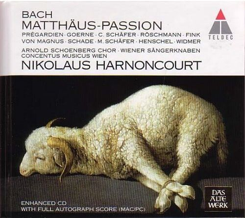 Matthaus-Passion BWV 244 - conducted by Nikolaus Harnoncourt