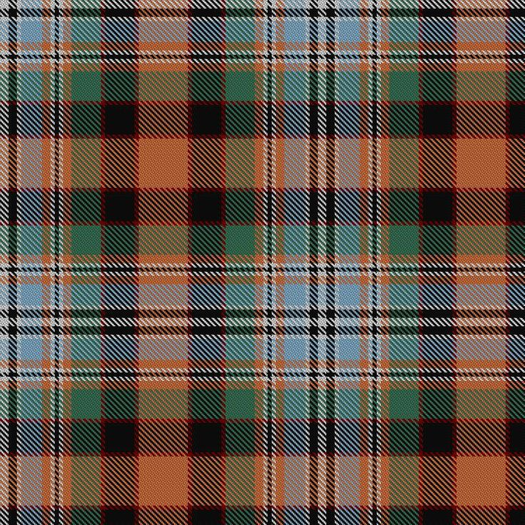 Information from The Scottish Register of Tartans  - Dundee Tartan
