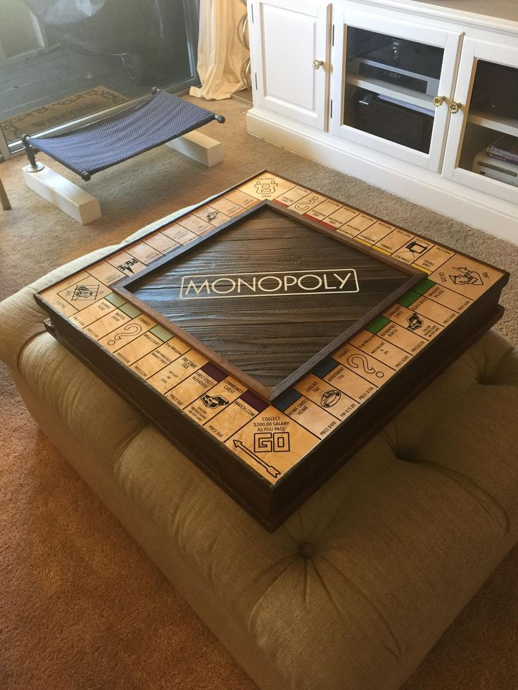 Man Proposes To Girlfriend Using Homemade Monopoly Board With A Brilliant Twist