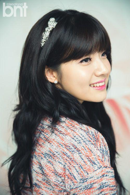 2014.10, bnt international, Nam Ji Hyun