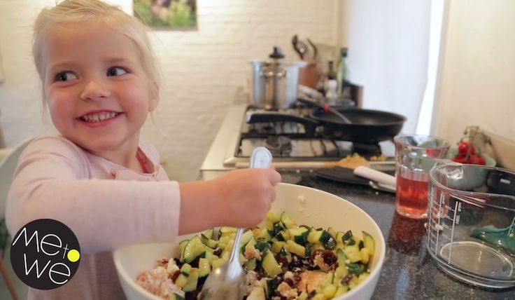Spitsuurrecept: Couscous met feta en zalm van Lianne - Me-to-We