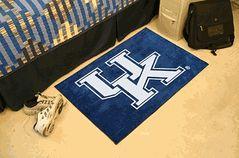 University of Kentucky Wildcats Starter Mat by Fanmats! $25.00
