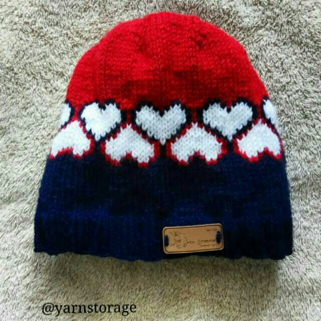 Saya menjual Topi kupluk love motif seharga Rp120.000. Dapatkan produk ini hanya di Shopee!  || I sell my stuff at Shopee, click the link to see https://shopee.co.id/mw9303/461510680 #ShopeeID