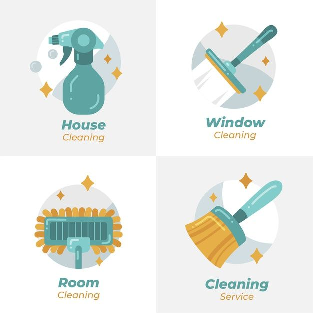 Download Cleaning Logo Collection For Free In 2020 Cleaning Logo Logo Collection Corporate Logo Design