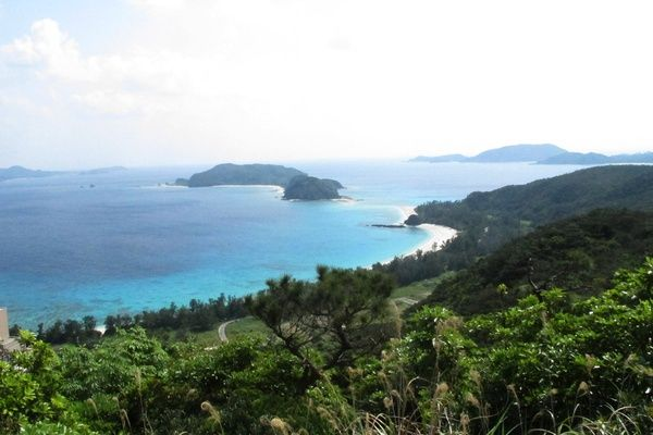 Okinawa, the Paradise Islands Where People Live Forever | zamami island viewpoint | FATHOM
