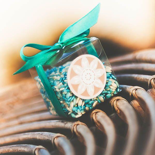 rice box | apulia wedding inspiration shoot | see more on http://weddingwonderland.it/2014/02/matrimonio-italoamericano-in-puglia.html