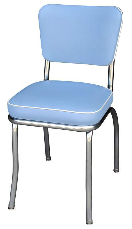 deco diner chair 93