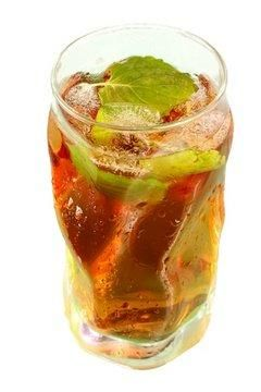 Mock Mint Julep Punch - Here's a tasty recipe that allows you to make an entire batch of alcohol-free Mint Juleps to serve at a special gathering. Even the kids can give it a try.