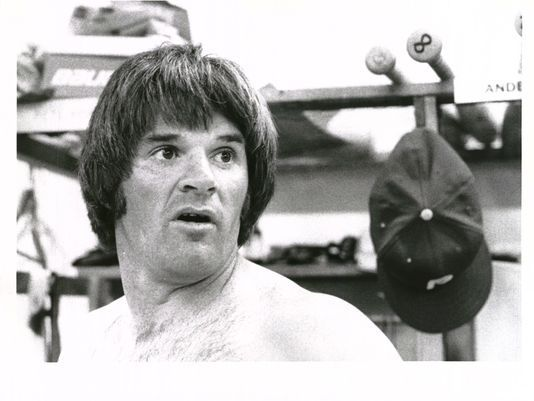 Timeline: Pete Rose's banishment from baseball. Photo: Pete Rose, 1979. The Enquirer/Fred Straub
