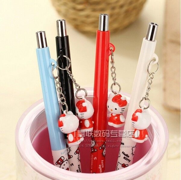 Cute Kawaii hello kitty mechanical pencil for school student · la petite papeterie · Online Store Powered by Storenvy