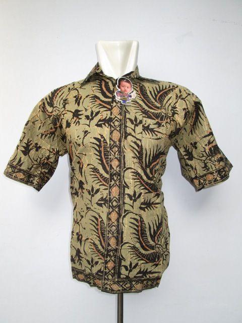 Baju Batik Pria Model Hem Cap Remekan keterangan lebih lengkapnya bisa dilihat di http://batikkendil.com/baju-batik-pria/