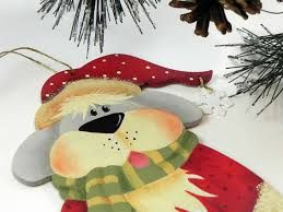 decorative painting christmas - Recherche Google