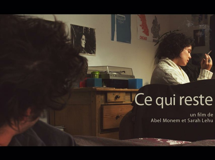 """""""Ce qui reste""""  PRODUCTION : Autour du Cinéma  REAL : Abel Monem et Sarah Lehu  La bande-annonce : https://vimeo.com/58011553"""