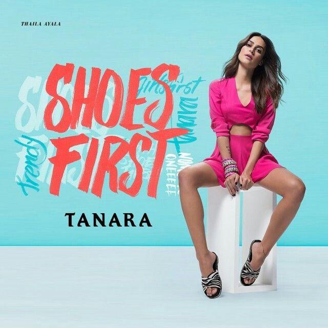 A campanha primavera-verão 2016 Tanara Brasil homenageia as mulheres que são apaixonadas pelos seus sapatos  Confira a coleção completa em http://ift.tt/1SLG2kZ