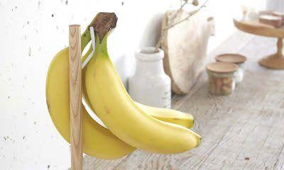 【楽天市場】tosca バナナスタンドスチールと木の組み合わせが美しいバナナスタンド|バナナ|北欧|スタンド|ホワイト|シンプル|オシャレ|ウッド|長持ち|収納|可愛い[送料無料]:ヒナタデザイン