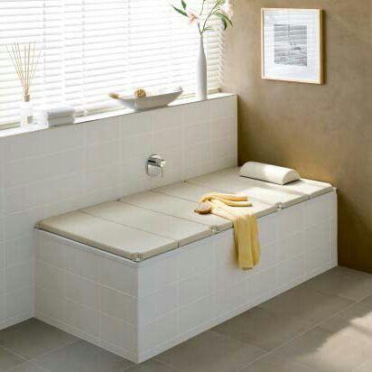 16 besten abdeckung f r badewanne bilder auf pinterest badewanne abdeckung badewannen und. Black Bedroom Furniture Sets. Home Design Ideas