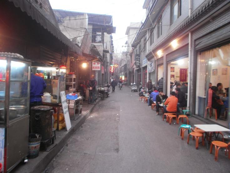Day 11 - Street Food in Xi'an