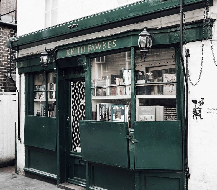 """141 Likes, 4 Comments - Gabriella Buzas (@epicstreetstyle) on Instagram: """"A sucker for olde shoppes 📚✒ . ."""" hampstead london medieval architecture old shop bookshop keith fawkes lovelondon"""