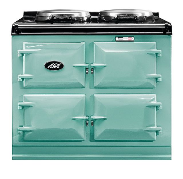 aga kitchen ovens | AGA_ Oven_pistashio. kitchen. | Playing House