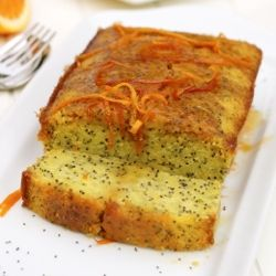 Orange And Poppyseed Cake Recipe Donna Hay