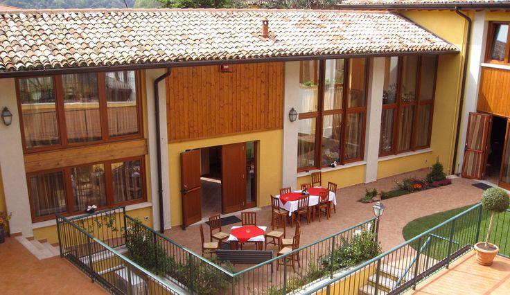 3 stars hotel Tre Punte Gargnano Italia Gardasee