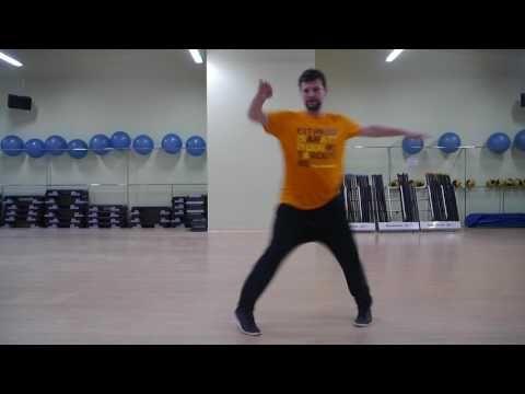 """Курс обучения """"Танцевальная Аэробика""""Хореография №9 - YouTube"""