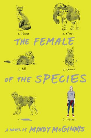 The Female of the Species by Mindy McGinnis ---- {04/04/2017}