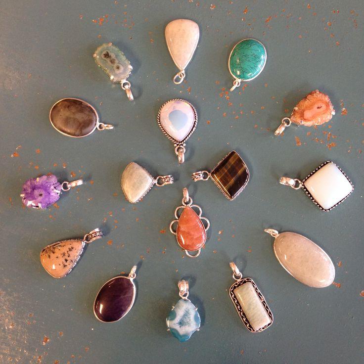 Beadazzled-Hilversum. Beadstore in Hilversum, the Netherlands. Gemstone, silver plated.