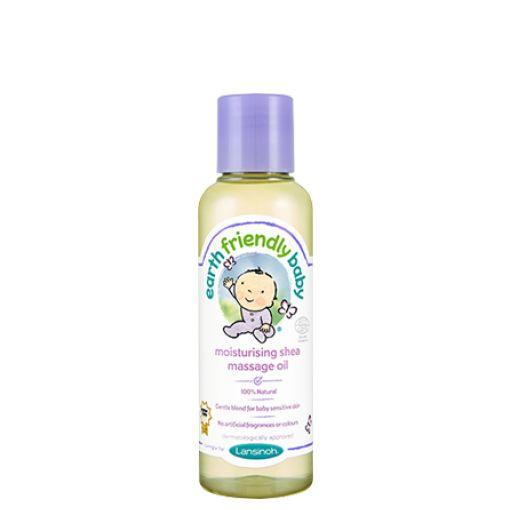 Earth Friendly Shea Massage Oil 125 ml - ( www.payas.dk)