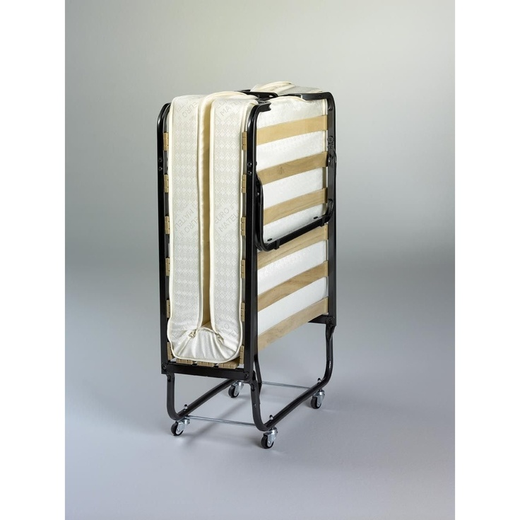 Folding beds work great for guests when you don 39 t have a for Guest bed for small spaces