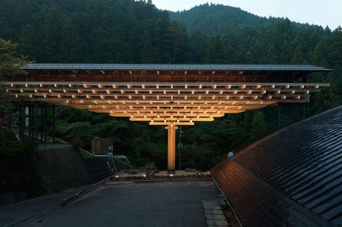 梼原 木橋ミュージアム