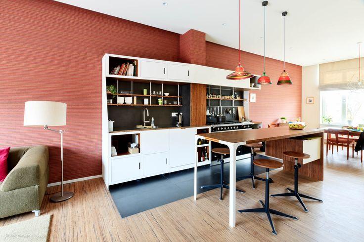 25 beste idee n over kleine ruimte meubelen op pinterest compacte keuken cabriolet en - Keukenmeubelen rustiek ...