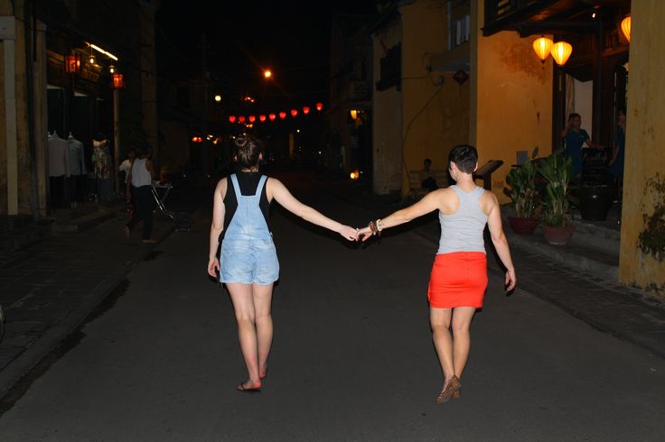 """""""If you ever need a hand, you will always find mine"""". #VietnamSchoolTours #HoiAn"""