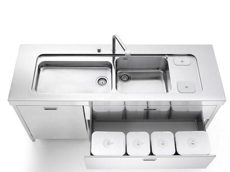 13 best Kitchen sink images on Pinterest Kitchen sinks, Cooking - k chenarmaturen villeroy und boch