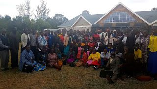 restorying faith and values: Sunday in Eldoret