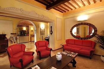 Hotel Bologna Pisa Lobby