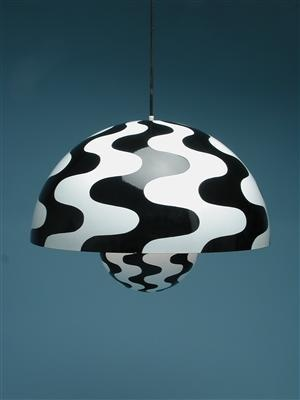 "Ceiling lamp ""Flowerpot"" 