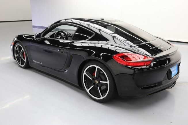 Cars for Sale: Used 2014 Porsche Cayman S for sale in STAFFORD, TX 77477: Coupe Details - 466034666 - Autotrader